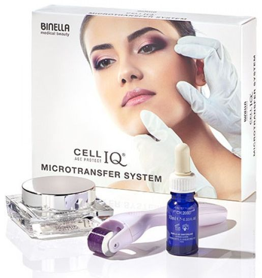 BINELLA Cell IQ Microtransfer-Set mit Applicator